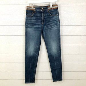 VERONICA BEARD Kate High Rise Skinny Size 30 NWT